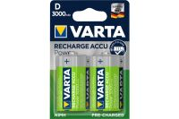 VARTA Batteries 56720101402 HR20 / D blister de 2