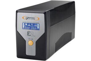 ONDULEUR E2 LCD ON LINE - 600 VA