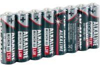 ANSMANN Piles alcalines 5015280 LR6 / AA pack de 8