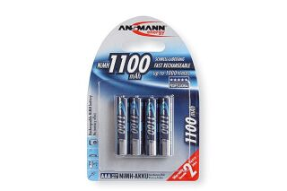 Batteries nimh LR03 aaa