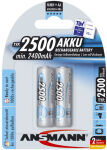 ANSMANN Batteries 5035442 HR6 / AA blister de 4
