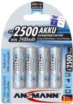ANSMANN Batteries 5035442 HR6 / AA blister de 4