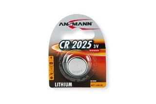 Pile bouton CR2025