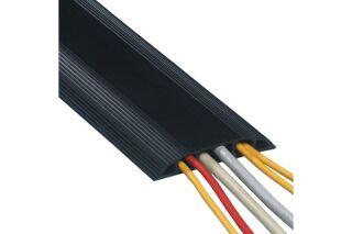 DATAFLEX 31303 Passage de Câbles plancher 3.0m Noir