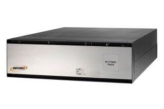 INFOSEC Armoire batterie suppl. pour E6 LCD 8 & 10 KVA
