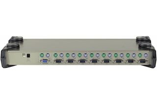 Aten KVM CS9138 8 port VGA/PS2 rackable avec menu OSD