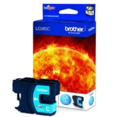 Cartouche BROTHER LC980C - Cyan