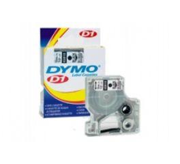 DYMO Ruban D1 - 12 mm bleu sur blanc