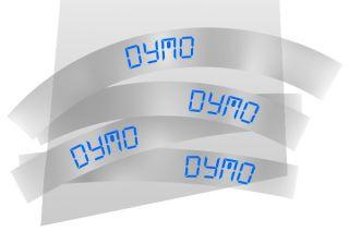 Ruban 12MM bleu sur trans pour LP150/250-LM350/450/210D/220P