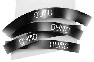 Ruban 24MM blanc sur noir pour labelmanager 300/450