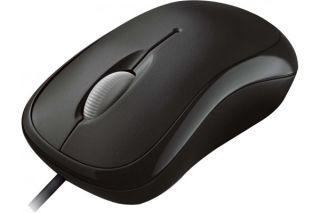 MICROSOFT Souris Ready Mouse Optique USB Noir