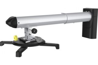 AAVARA Support vidéoprojecteur PB053 mural, bras de 310 à 540 mm, platine