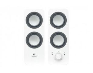 Kit enceintes 2.0 LOGITECH Z-200 - Blanc