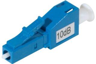 Attenuateur 10 dB LC/LC -M/F UPC