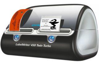 Etiqueteuse DYMO LabelWriter 450 Twin Turbo