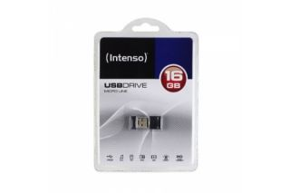 Clé USB 2.0 INTENSO Micro Line - 16Go