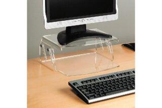 Support écran lcd / clavier - Hauteur réglable 49550