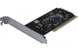 Carte PCI RAID 0/1 SATA 2 Ports internes
