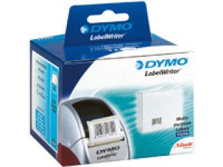 Rouleau dymo 1000 etiquettes 57x32 mm pour labelwriter