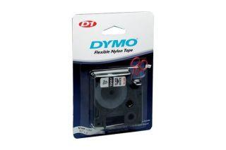 Ruban dymo D1 haute performance 19mm noir sur blanc