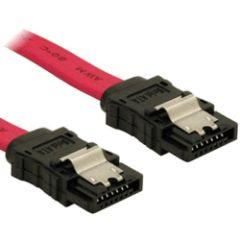 Câble interne Sata 1&2 longueur 70cm sécurisé
