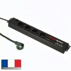 ePowerSwitch multiprise pilotée IP 4S rack / wall