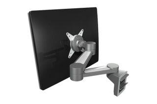 Viewlite bras pour écran 422 gris métallisé/blanc 58422