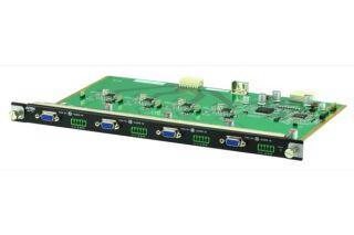 Aten VM7104 carte d'entrée vga pour chassis VM1600