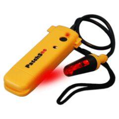 Injecteur de lumière rouge pour câbles Patchsee