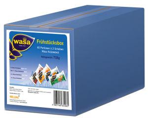 wasa Assortiment pain suédois, dans un carton