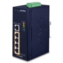 Switch indus 5x Giga dont 4 PoE AT -40/75øC