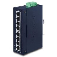 Switch Webadmin IP30 8 ports Giga -10 A +60°C