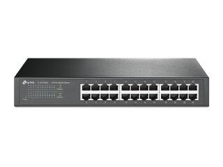 Switch 24 ports Giga métallique