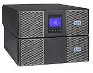Onduleur Tri/Mono Eaton 9PX 6000i RT6U Netpack