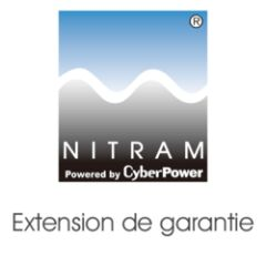 Garantie 2 ans supplémentaires ELITE Pro 750ELCD