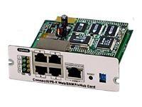 Carte de communication SNMP/WEB