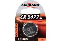 Pile bouton CR2477