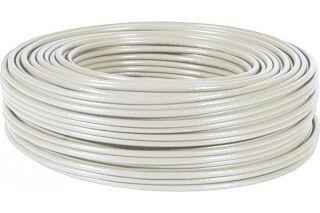 Câble multibrin S/FTP CAT7 gris - 100 m