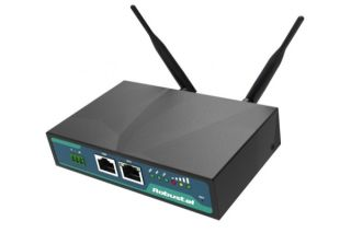 Modem 4G LTE Routeur VPN double SIM Industriel -20/65°C