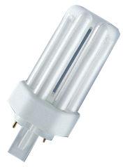 OSRAM Lampe fluocompacte DULUX T PLUS, 13 Watt, GX24d-1