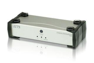 ATEN CS261 KVM DVI inversé 1 PC 2 utilisateurs DVI/USB