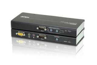 Aten CE750A prolongateur VGA/USB+AUDIO+RS232 sur CAT5 200M