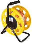 LogiLink Tambour à câble pour réseau, Cat. 6A, S/FTP, 500MHz