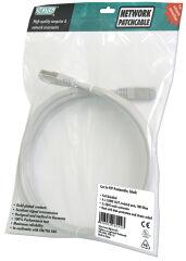 Câble RJ45 premium S/FTP Cat.5e bleu, 2 M