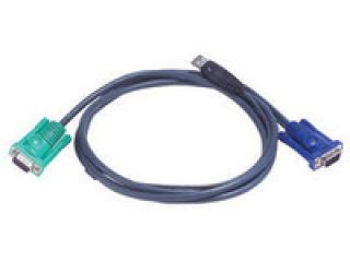 Aten 2L5203U cable Pieuvre KVM VGA/USB - 3,00M