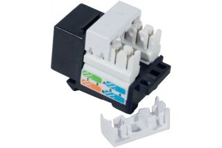 Embase RJ45, Cat.5e UTP Non-blindée, courte CAD