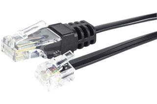 Câble RJ11 / RJ45 2M