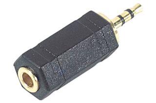 Adaptateur jack 3.5mm F / 2.5mm M stéréo