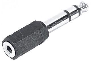 Adaptateur stéréo Jack 3.5 mm vers Jack 6.35 mm