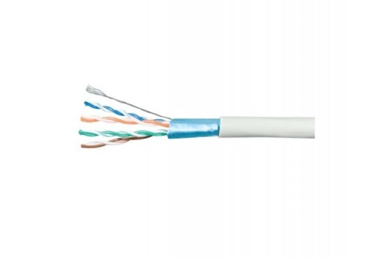 Câble multibrin F/UTP CAT6 gris - 305 m